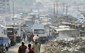 Đây là thành phố ô nhiễm nhất thế giới