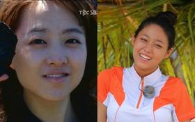 """Người đẹp Hàn bị """"bóc mẽ"""" nhan sắc khi để mặt mộc 100% trong show thực tế"""