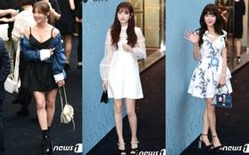 Han Hyo Joo đẹp mặn mà, lấn át Tiffany (SNSD) và Ha Ji Won trong sự kiện