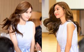 """""""Nàng cháo"""" Kim So Eun khiến fan phát hoảng: Lại là lỗ mũi dị dạng!"""