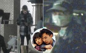 Lộ ảnh G-Dragon bí mật hẹn hò mẫu xinh đẹp Nana Komatsu tại Nhật Bản
