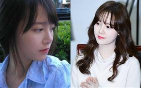 """Làn da được khen ngợi hết lời của Goo Hye Sun lại bị chê """"như đắp phấn lên mặt"""""""
