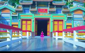 """Chùa Long Sơn (Nha Trang) bất ngờ xuất hiện trong MV của chủ nhân hit """"Run Away (U&I)"""""""