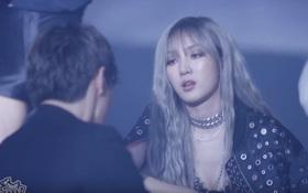 """Cựu thành viên Trung Quốc nhá hàng MV solo rất """"gấu"""" sau khi rời miss A"""
