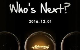 YG tung ảnh nhá hàng: Big Bang hay Sechs Kies sẽ lên sàn vào 1/12?