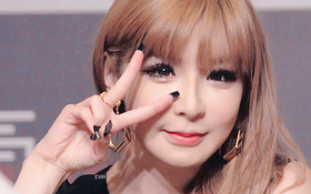 Park Bom đã nhá hàng ca khúc mới ngay trước khi 2NE1 tuyên bố tan rã