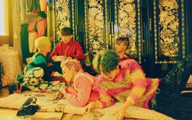 Big Bang tung teaser đầy màu sắc cho MV có tên nhạy cảm