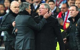 Sir Alex nói gì trong cuộc gặp bí mật với Jose Mourinho?