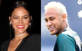 Bruna Marquezine lặn lội sang Tây Ban Nha sưởi ấm trái tim Neymar