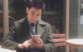 iPhone 7 Plus bất ngờ xuất hiện trên tay diễn viên Lâm Chí Dĩnh