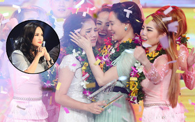 Thanh Lam không phục chiến thắng của Minh Như, Hồ Quỳnh Hương nói gì?