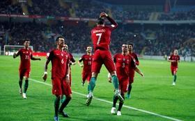 Cristiano Ronaldo phá kỷ lục ghi bàn của người ngoài hành tinh Ronaldo