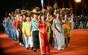 Tưng bừng kỉ niệm 60 năm Ngày truyền thống Hội LHTN Việt Nam
