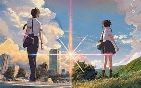"""Giải mã """"Your Name"""" - bom tấn anime 2016 của Nhật Bản"""