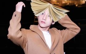 Chắc Sơn Tùng chẳng bao giờ nghĩ kiểu tóc mới của mình lại thành chủ đề hot thế này đâu...