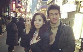 """Eunjung (T-ara) cướp đi """"lần đầu tiên"""" của """"anh xã quốc dân"""" Thái Lan James Ma"""