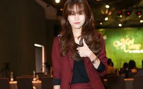 An Nguy diện vest cá tính, xinh đẹp và nổi bật giữa dàn sao Việt dự sự kiện