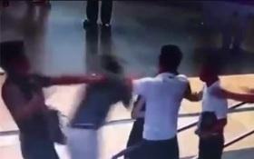 Phó phòng An ninh Cục hàng không VN: Người đạp hành khách đánh nữ nhân viên đã giúp chấm dứt được việc gây rối!