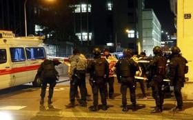 Nổ súng tại Thụy Sỹ, ít nhất 3 người bị thương