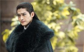 """Ngắm loạt ảnh kẻ eyeliner khó đỡ của Trương Hàn trong """"Sơn Hải Kinh"""""""