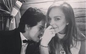 Lindsay Lohan hẹn hò với thiếu gia giàu có người Nga kém 7 tuổi