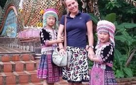 Bạn có nhận ra điều bất thường trong bức ảnh của nữ du khách được chụp tại Thái Lan?