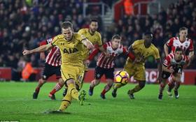 Sau 12 năm, Harry Kane tái hiện cú sút penalty hỏng ăn của Beckham