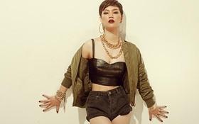 Trà My Idol gợi cảm ngày trở lại Vpop sau 2 năm kín tiếng