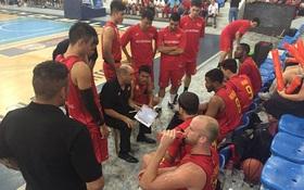 Ghi hơn 100 điểm, Saigon Heat thắng đẹp tại Philippines