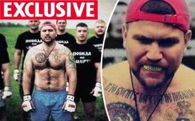 """Vasily """"sát thủ"""": Hooligan tàn bạo nhất của Nga"""