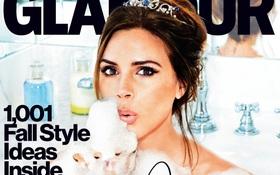 Victoria Beckham cho rằng mình đã quá già nua để lên bìa tạp chí