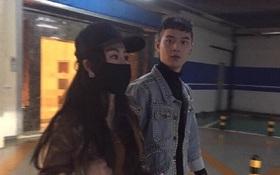 """Trương Bá Chi xuất hiện cùng """"trai lạ"""" đi xem phim của Tạ Đình Phong?"""