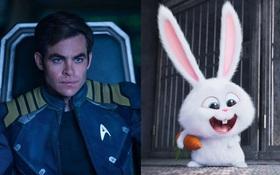 """""""Star Trek Beyond"""" chính thức hạ gục """"The Secret Life of Pets"""""""