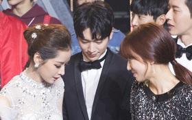 Ở bức ảnh này, Chi Pu lấn át cả Park Shin Hye!