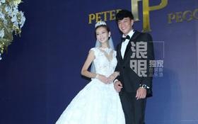 """Đám cưới vừa vui nhộn, vừa xúc động của """"Lương Sơn Bá"""" Hà Nhuận Đông"""