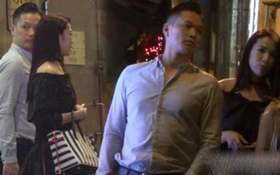 Ông xã Hồ Hạnh Nhi bị nghi ngoại tình, hẹn hò Á hậu tới đêm muộn mới về