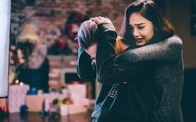 Miu Lê khóc cạn nước mắt vì chuyện tình cùng học trò của Only C