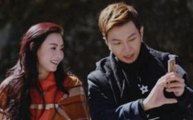 """Trương Bá Chi thân mật tình tứ cùng """"trai trẻ lạ mặt"""" sau khi chia tay bồ đại gia?"""