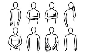 Nhìn cử chỉ đôi tay, đọc tính cách con người chuẩn không cần chỉnh