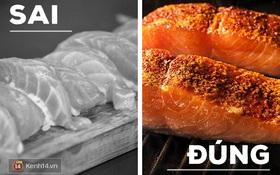 Người Nhật không ăn cá hồi sống – và những lầm tưởng thường thấy khác về ẩm thực Nhật Bản