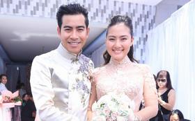 Diễn viên Ngọc Lan mang thai trước khi cưới 3 tháng
