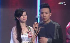 Hot girl Taekwondo Châu Tuyết Vân khiến MC Trấn Thành tròn mắt