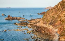 Hãy đến Eo Gió hè này để tận mắt nhìn tuyệt tác thiên nhiên ngay giữa Việt Nam mình