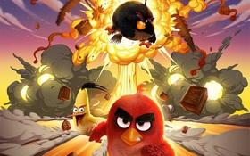 """Cùng điểm lại những chi tiết thú vị ẩn giấu trong """"The Angry Birds Movie"""""""