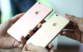 Nếu không ngại dùng hàng xách tay, giờ là lúc tốt nhất để mua iPhone 6s