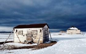 Những ngôi nhà hoang nơi tận cùng trái đất