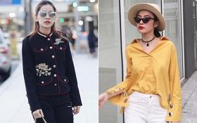 Chi Pu & Angela Phương Trinh xuất sắc nhất street style tuần qua, lấn át cả sao thế giới