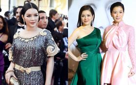 Váy áo tiền tỉ, trở thành nhà tài trợ tại LHP Cannes, Lý Nhã Kỳ giàu có và quyền lực đến mức nào?