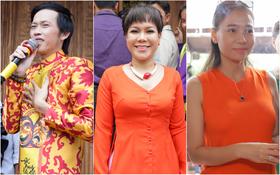 Các nghệ sĩ Việt đến thăm đền thờ Tổ trị giá 100 tỷ của Hoài Linh