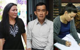 Đồng nghiệp khóc nấc trong tang lễ khi ôn lại kỷ niệm, tháng ngày được Minh Thuận cưu mang